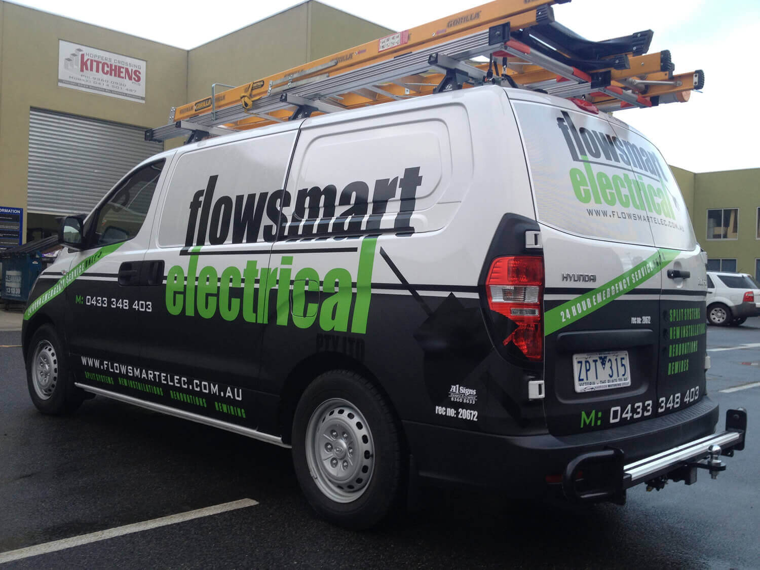 Vehicle and Boat wraps